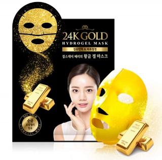 scinic altın maske
