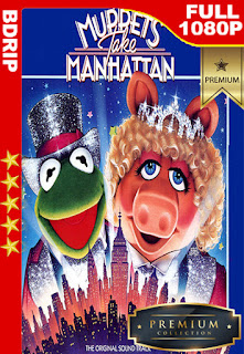 Muppets Take Manhattan [1984] [1080p BDrip] [Latino- Ingles] [HazroaH]