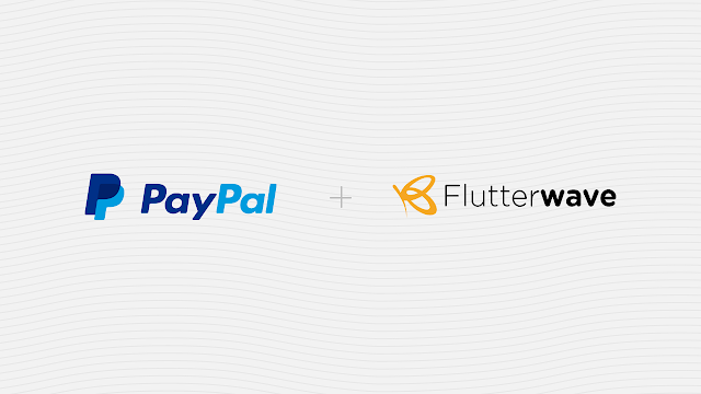 How to receive paypal payment in nigeria though flutter wave