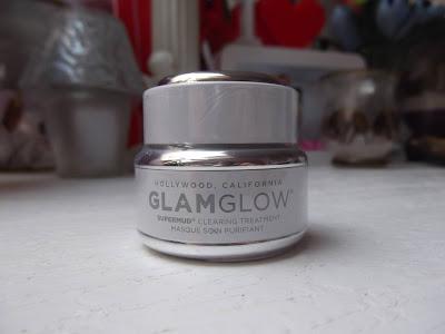 Glam Glow SuperMud čistiaca maska pre dokonalú pleť