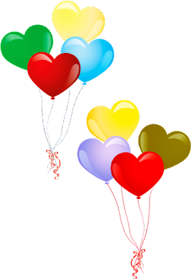 heart love balloon png images