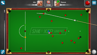 Snooker Live Pro & Six-red Mod