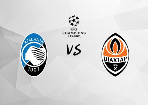 Atalanta vs Shakhtar Donetsk  Resumen