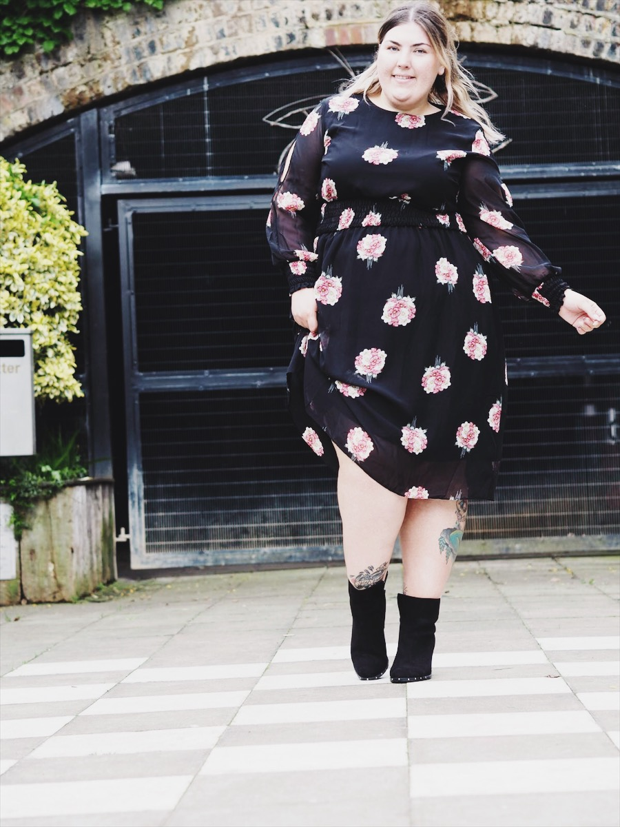 Fashion World Dresses For Spring - Plus Size Fashion Cardifforniagurl