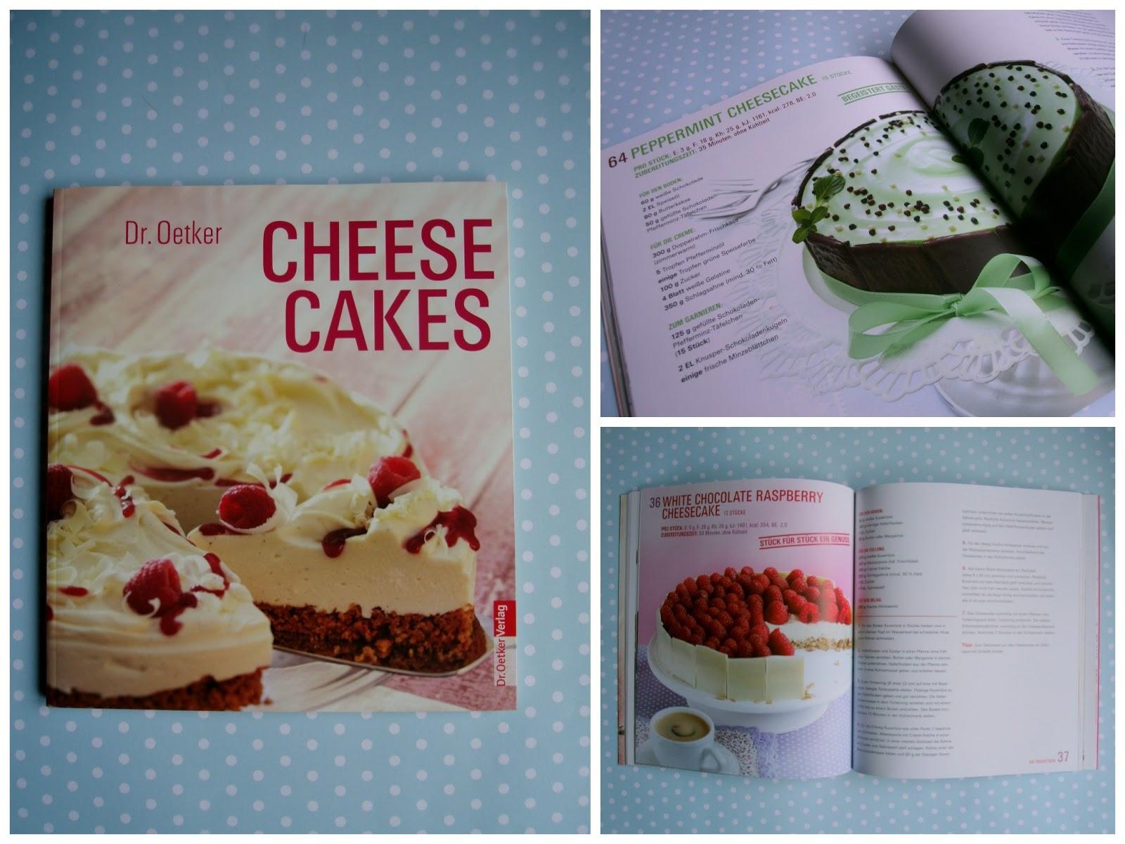 Miss Blueberrymuffin S Kitchen Amarena Cheesecakes Buchvorstellung