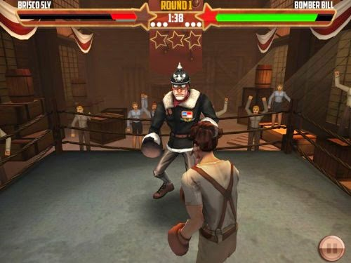 Fisticuffs Game with Goji Play