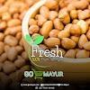 Biji kacang tanah/kg