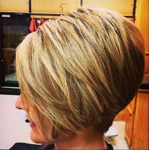 Wondrous 42 Stylish Angled Bob Haircuts Hairstylo Short Hairstyles Gunalazisus
