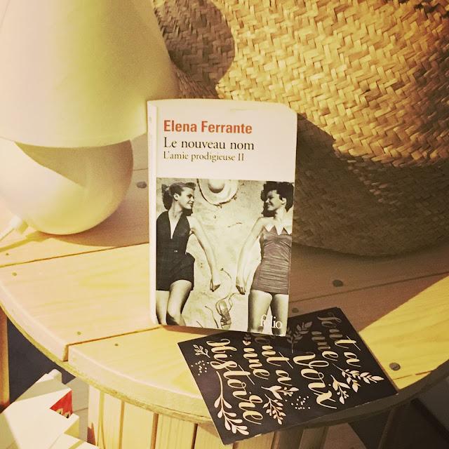 Chronique littéraire Le nouveau nom par Mally's Books