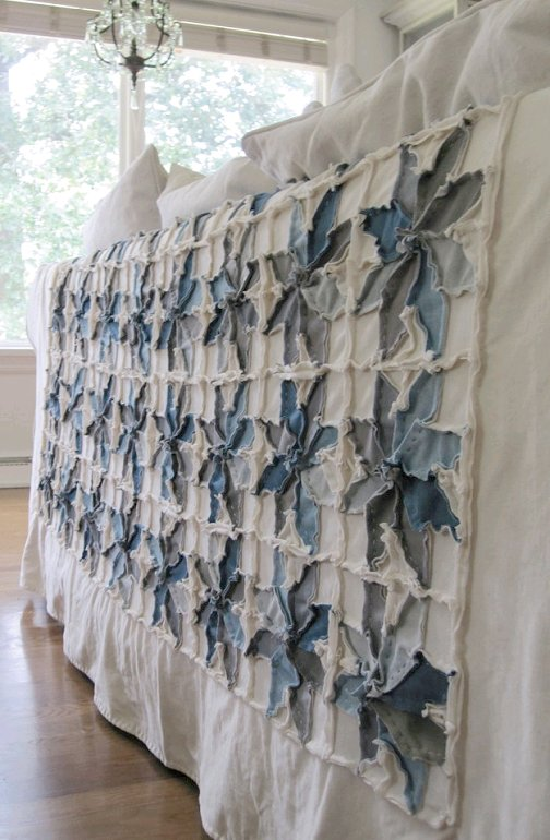 How To Make A Lamp Shade Skirt