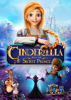 cinderella and teh secret prince cover