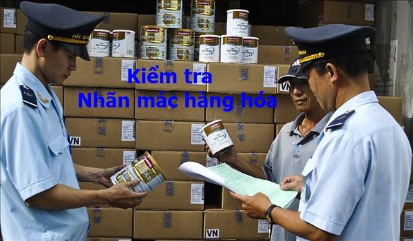 Nhãn mác hàng hóa nhập khẩu bắt buộc như thề nào