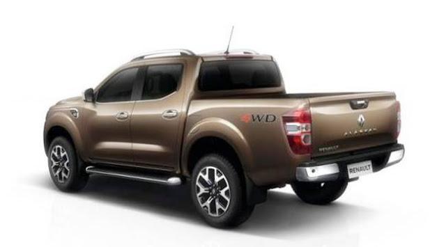 2018 Renault Alaskan Design, Release Date, Price