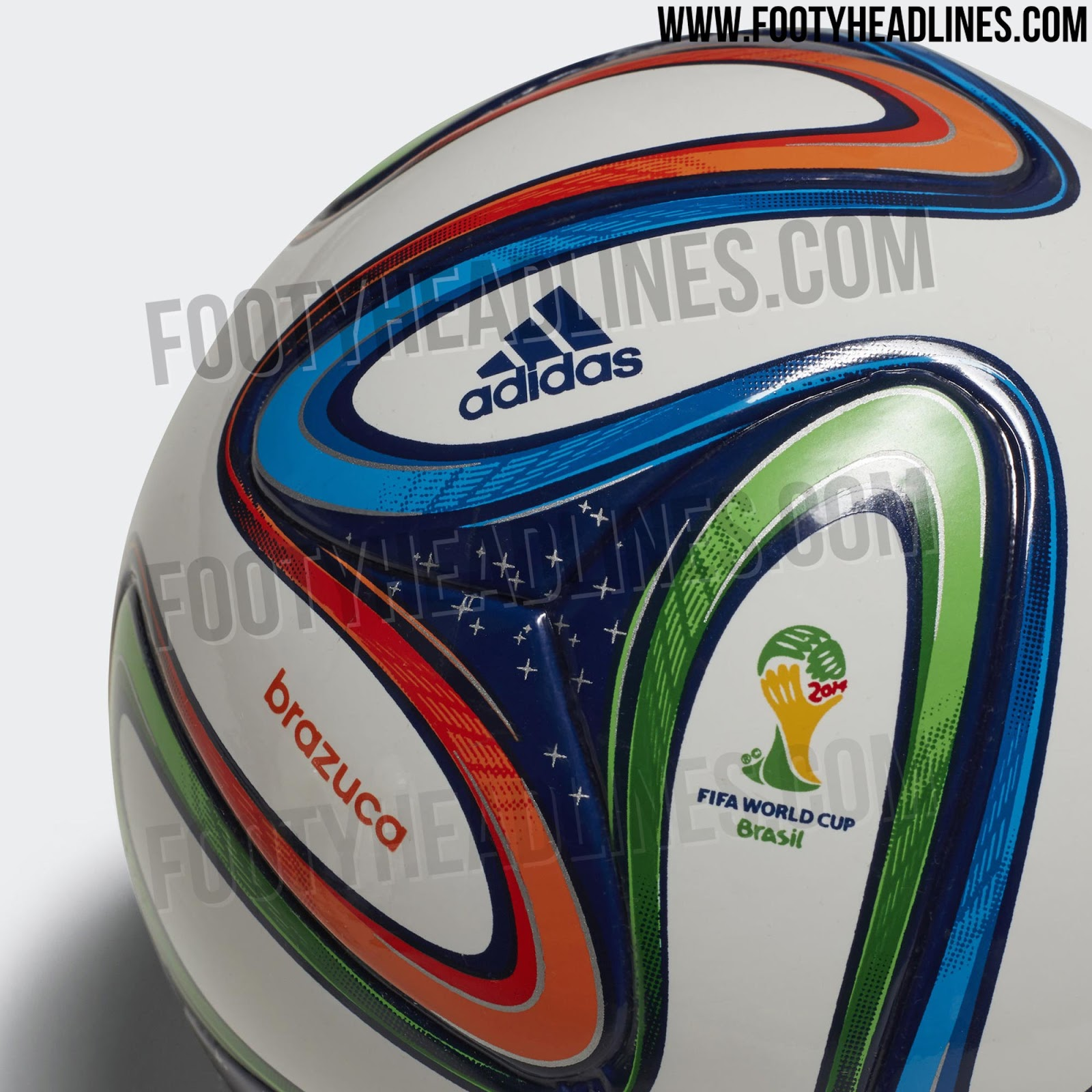 competitive price 426b5 aa93a In total, the special Adidas Mini Ball package contains a mini version of  all 13 World Cup match balls that Adidas has released over the last 48  years.