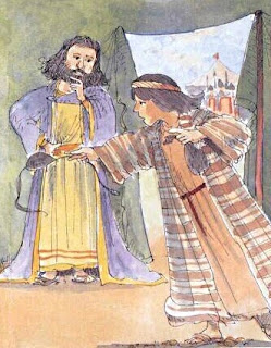 Davide dal re Saul