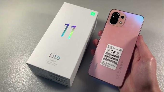 XIAOMI 11 Lite 5G NE ساخر يصل في 15 سبتمبر