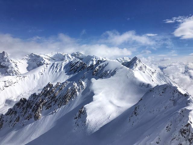 Tourenbericht Skitour 2018