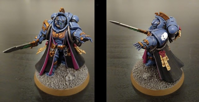 What's On Your Table: Primaris Ancient