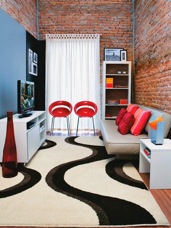 Dise os de salas originales salas con estilo for Disenos de salas