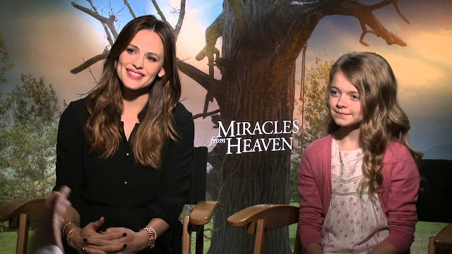 review film miracles form heaven (2016)