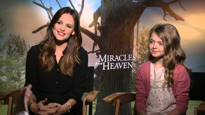 Review Film Miracles from Heaven (2016)