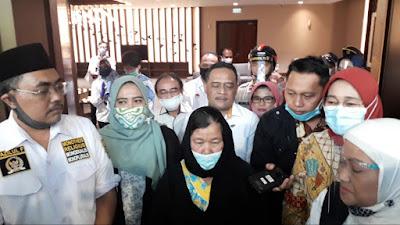Eti Thoyib Lolos Hukuman Pancung: Terima Kasih NU Care-LAZISNU