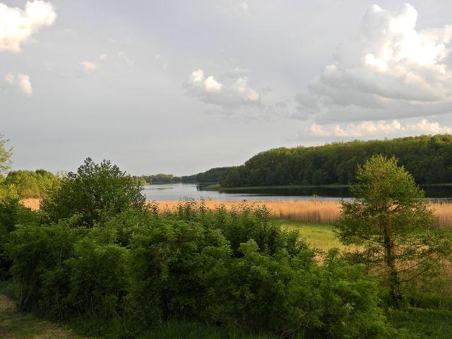 Babimojszczyzna, Nowe Kramsko, lubuskie, jezioro