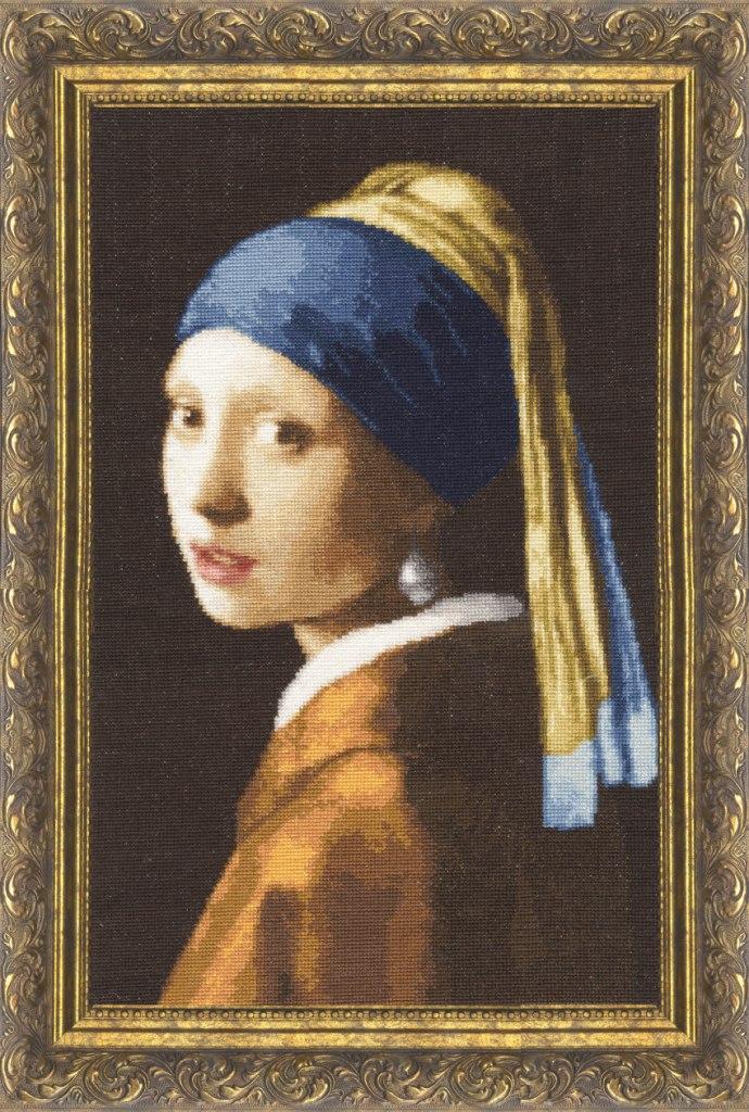 Девушка с жемчужной сережкой скачать pdf