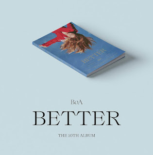 BoA (보아) [BETTER] - The 10th Album