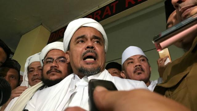 Eggi Sudjana Sebut Rezim Pemerintah Sekongkol dengan Asing Cekal Habib Rizieq