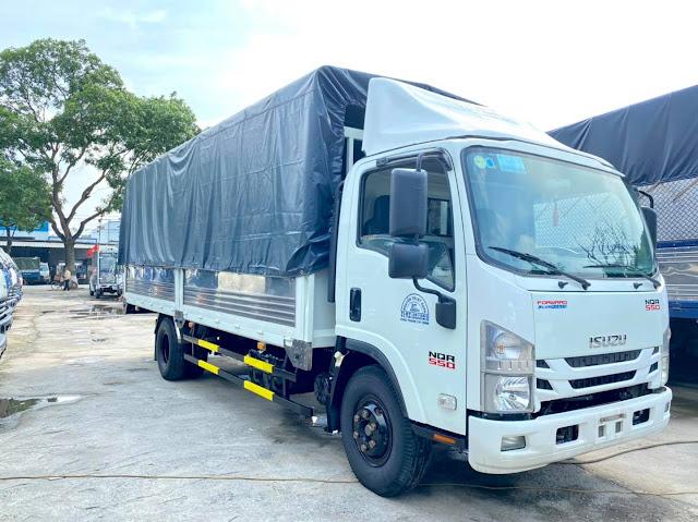 Mua bán xe tải Isuzu 3.5 tấn cũ