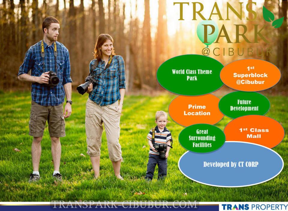TransPark Cibubur Brochure