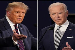 President Trump agrees to hand over power to newly elected Joe Biden..