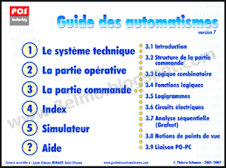 Guide des automatismes version 7