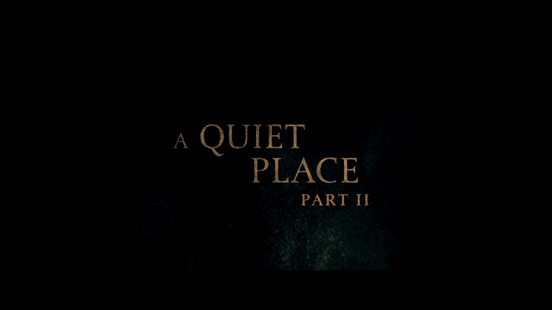 Un lugar en silencio: Parte II (2021) 1080p Remux Latino