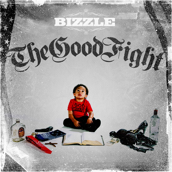 Bizzle - The Good Fight Cover