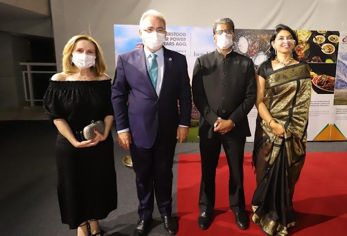 Internacional: Celebrações do 75º Dia da Independência da Índia em Brasília