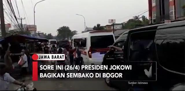 Pak Jokowi, Anda Tidak Terpilih Untuk Menjadi Santa Claus!