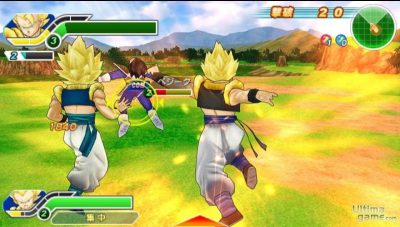 Download Dragon Ball Tenkaichi Tag Team Mod Ultra v6 PSP