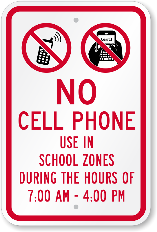 no cellphones allowed in school essay No phones in school essays: if something gruesome occurred in a school parking lot and students was not allowed to have cell phones.