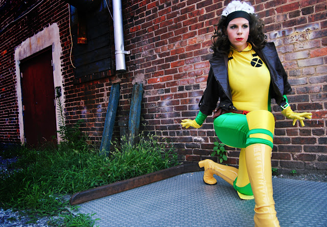 rogue x men cosplay