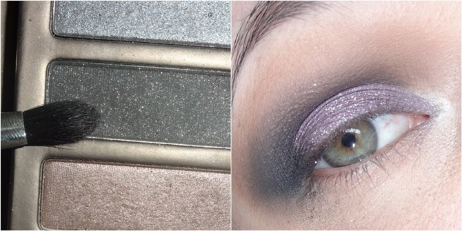 Sombra Creep da paleta NAKED da Urban Decay