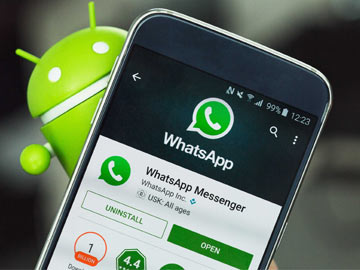 Whatsapp New Options Photos, Videos Editing Tools