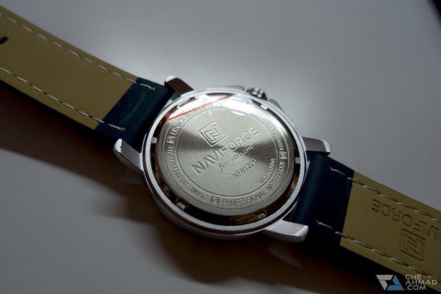 Ulasan jam tangan naviforce 9122 - Lazada