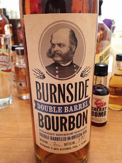 Burnside Double Barrel Bourbon