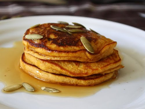 Pumpkin Pancakes  – Forget About It!