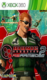 Bionic Commando Rearmed 2 (XBLA) JTAG/RGH XBOX 360 - Game-2u com