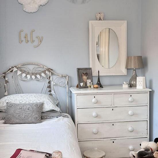 Decoraconmar a habitaciones juveniles con mucho encanto - Dormitorios infantiles con encanto ...
