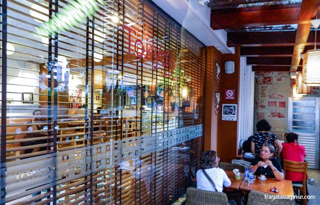 Tokyo's Café, Recife