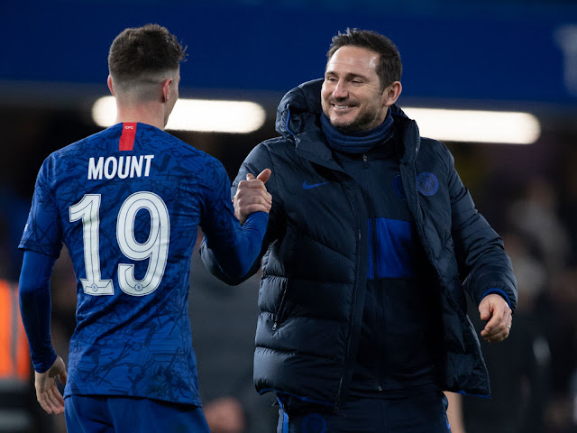 Mason Mount wants to be like his manager Frank Lampard